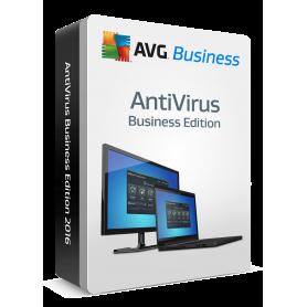 AVG Antivirus Business Edition fascia
