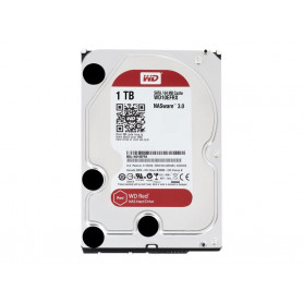 WD RED 1TB 64MB NAS 3 5IN SATA 6GB/S INTELLIPOWER