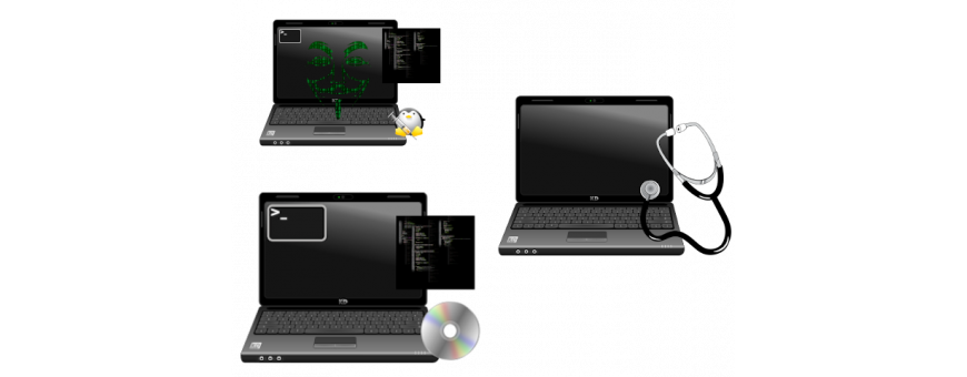 servizi sistemisti e di supporto tecnico riparazione personal computer